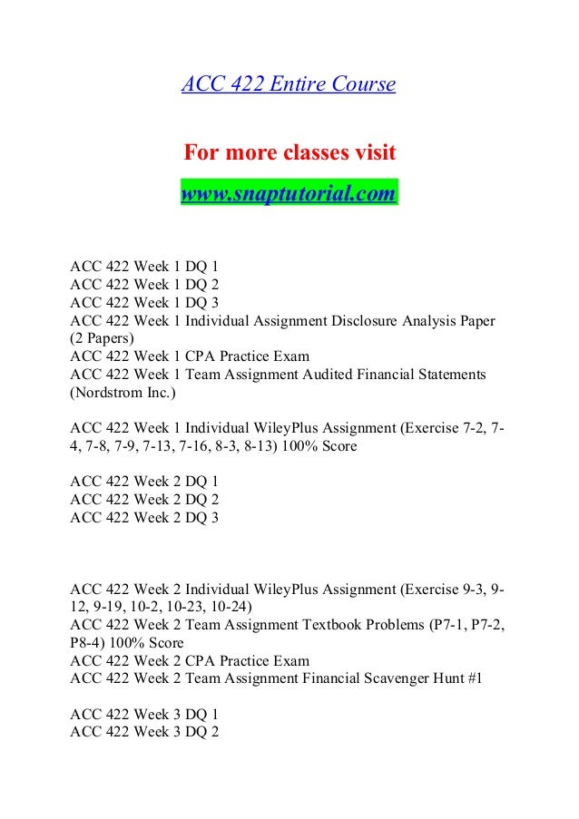 form i-9 3/8/13  Acc 10 Exceptional Education / snaptutorial.com