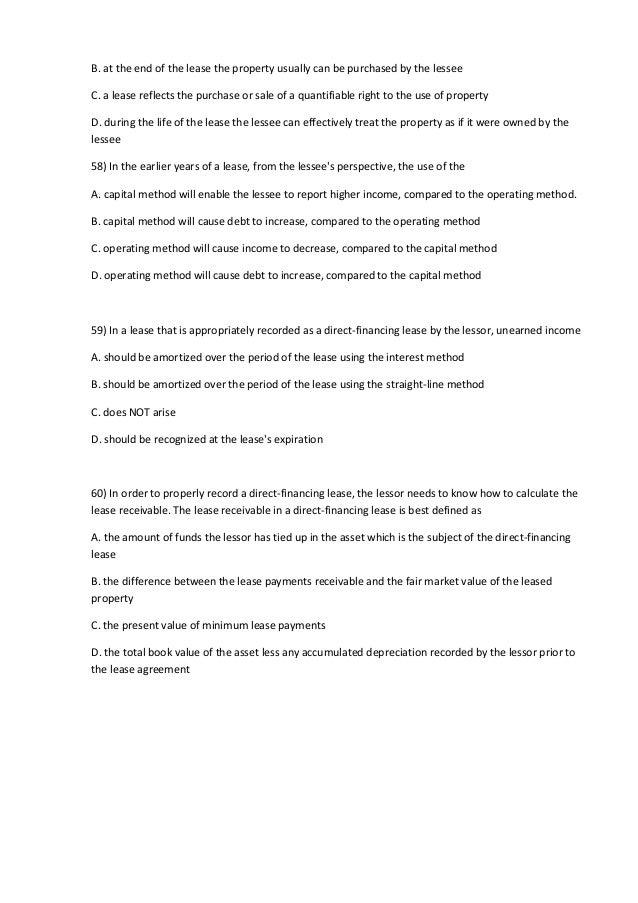 Acc 422 Acc422 Final Exam Mcqs Correct Answers 100