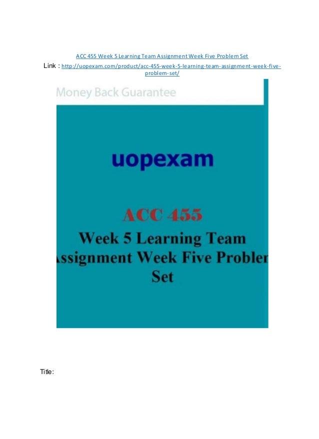 acc 557 week 3 learning team Description acc 460 week 5 learning team key concepts presentation acc 460 week 5 learning team key concepts presentation create a.