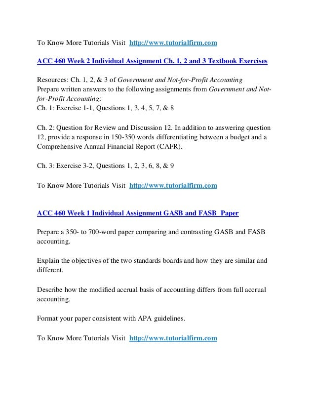 Acc 460 uop assignments,acc 460 uop entire class,acc 460 ...