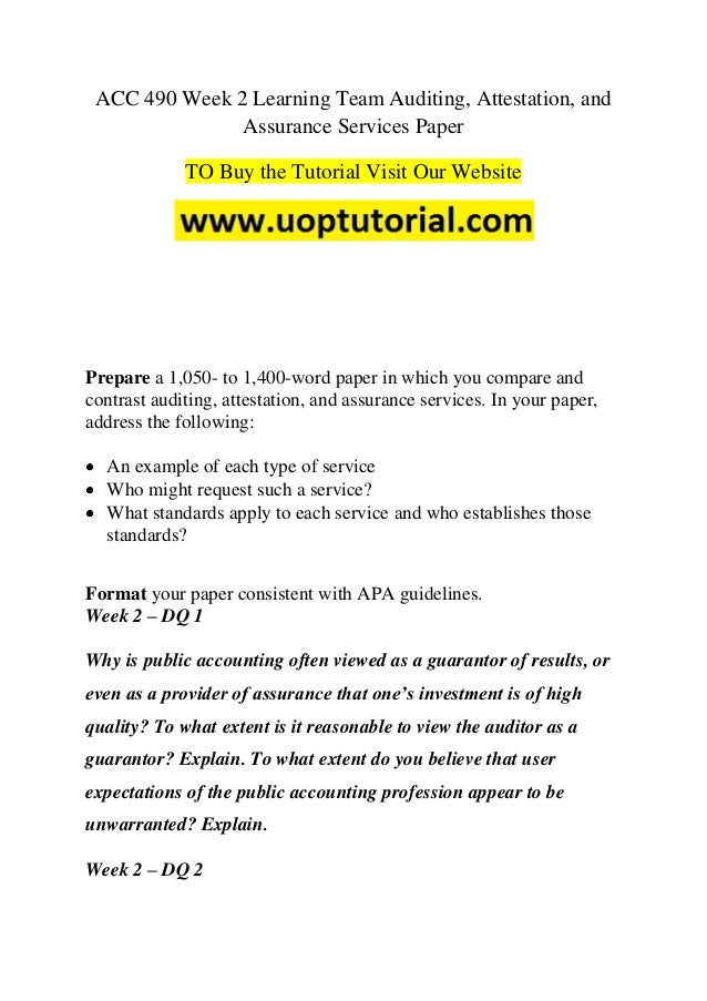 Information Assurance Essays (Examples)