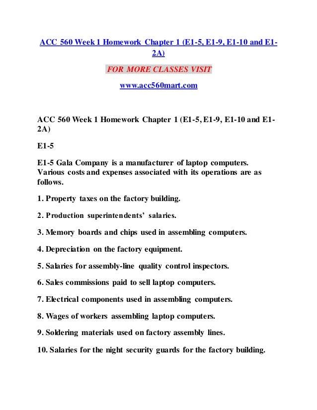 ACC 560 MART Achievement Education--acc560mart com