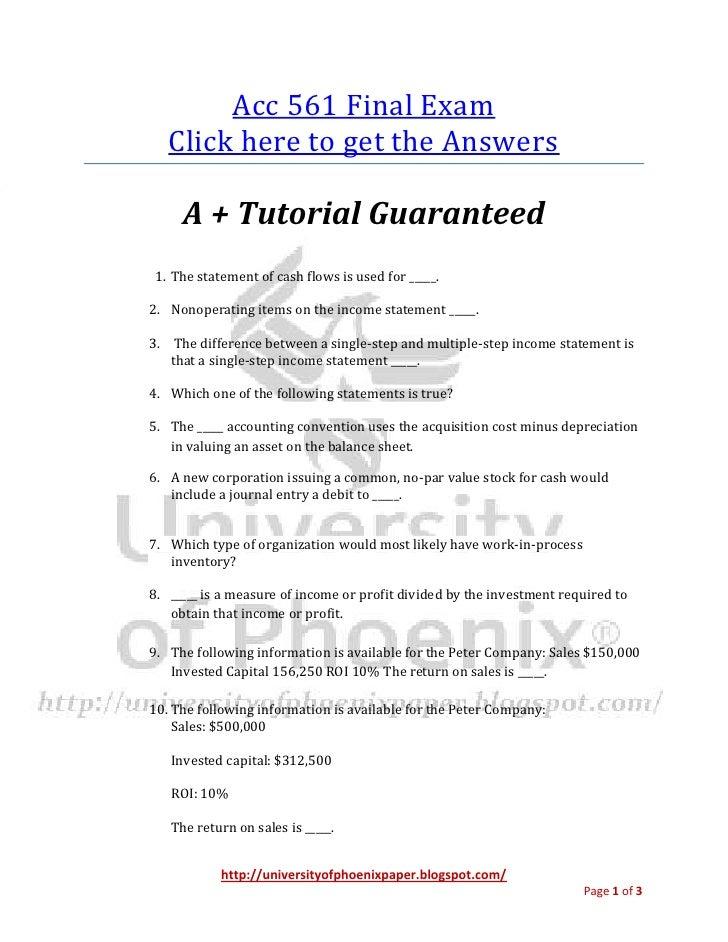 Graduate Accounting Certificate