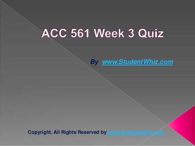 week 3 fallacies quiz Wk 3 practice quiz #1 accumulated depreciation will be the sum of two years of depreciation expense annual depreciation for this asset is ($400,000 - $10,000)/5 = $78,000 annual depreciation for this asset is ($400,000 - $10,000)/5 = $78,000.