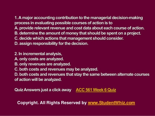 ACCT346 Midterm Exam (Managerial Accounting)