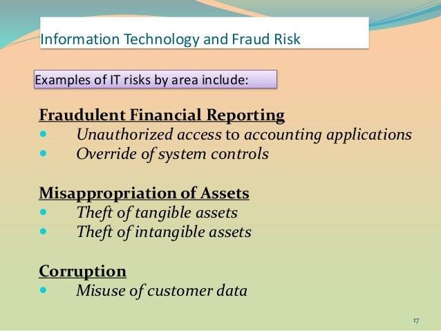 ACCA-IIA Singapore Seminar 2015 Part 3 Fraud Risk Assessment