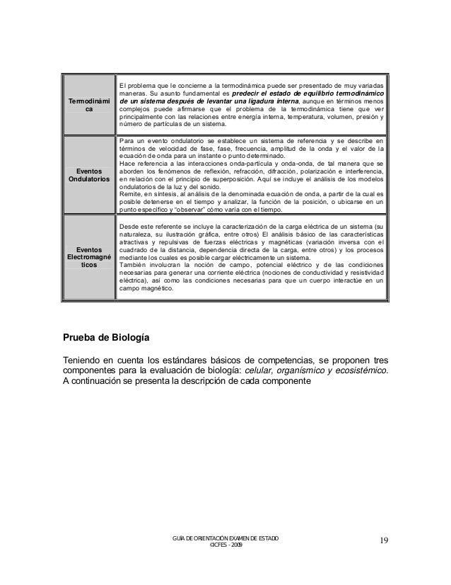 Tabla 10. Componentes en Biología  Componentes  Descripción  Celular  Este componente hace referencia a la unidad estructu...