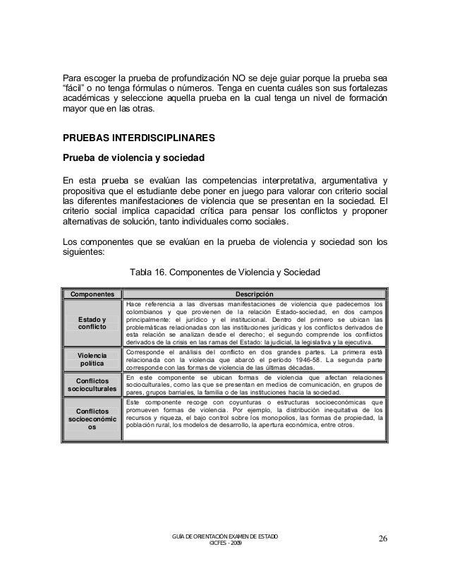 Prueba de Medio Ambiente  En esta prueba se evalúan las competencias para construir explicaciones, plantear alternativas y...
