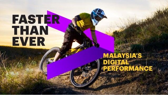 MALAYSIA'S DIGITAL PERFORMANCE