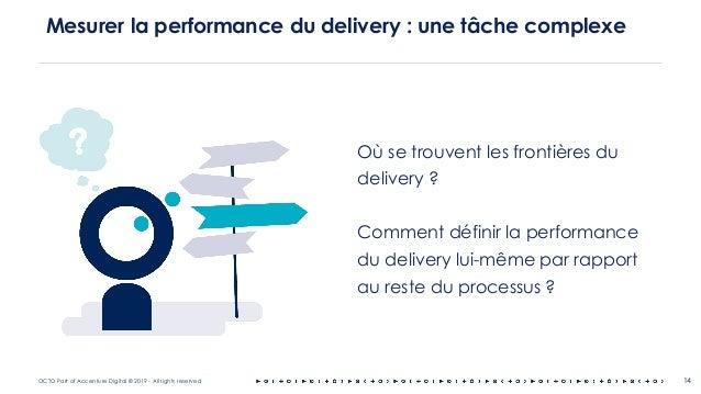 OCTO Part of Accenture Digital © 2019 - All rights reserved Où se trouvent les frontières du delivery ? Comment définir la...