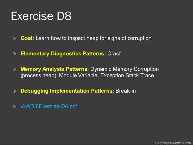 Accelerated Windows Debugging 3 training public slides