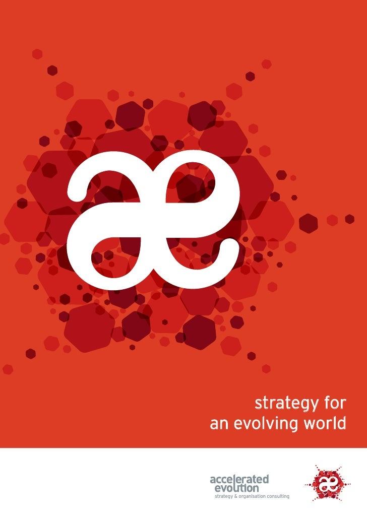 strategy for an evolving world   strategy & organisation consulting