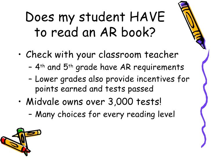 Accelerated Reader 101 For Parents