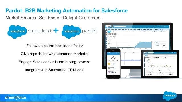 Pardot & Salesforce: Better Together | Pardot