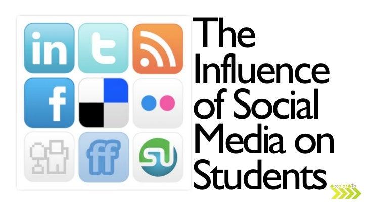 TheInfluenceof SocialMedia onStudents