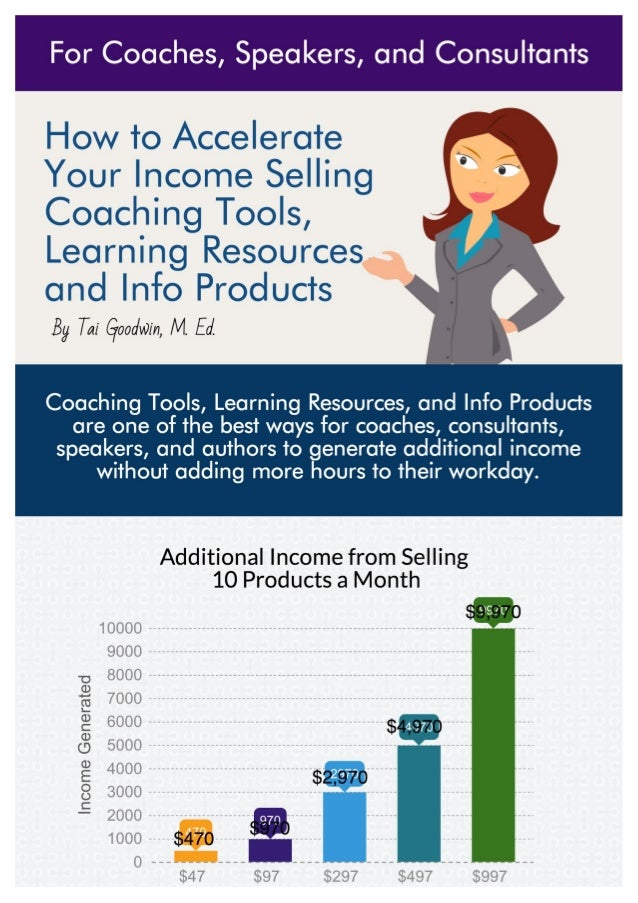 How Much Can You Make Selling Info Products?