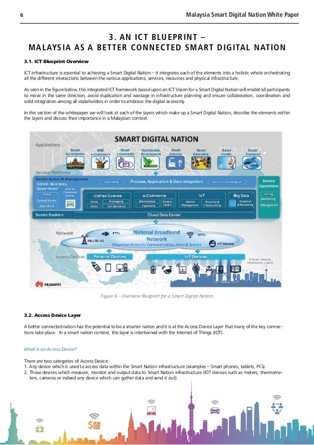 Malaysia smart digital nation white paper accelerating a smart dig digital nation white paper7 8 malvernweather