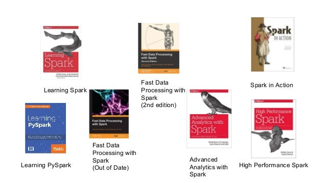 High Performance Spark! You can buy it today, the O'Reilly folks have it upstairs (& so does Amazon). Only one chapter on ...