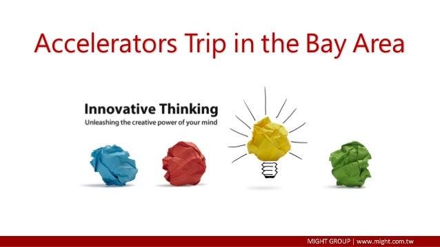 Accelerators Trip in the Bay Area