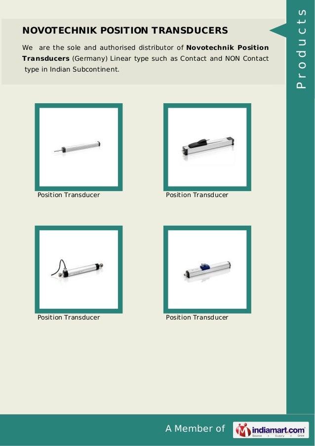 Accent Controls Pvt. Ltd., Thane, Accent Inductive Proximity Sensors