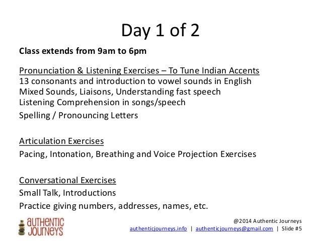 Cross-Cultural American English Language Training