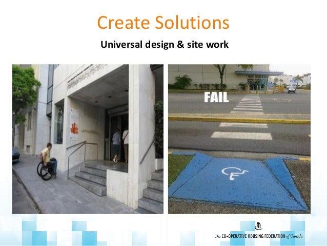 Create Solutions Universal design & site work