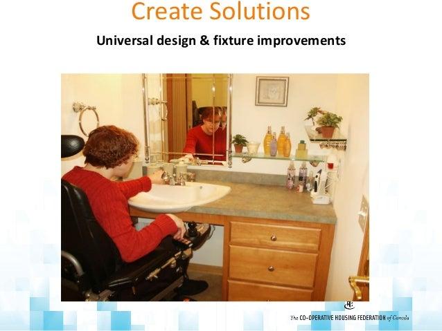 Create Solutions Universal design & fixture improvements