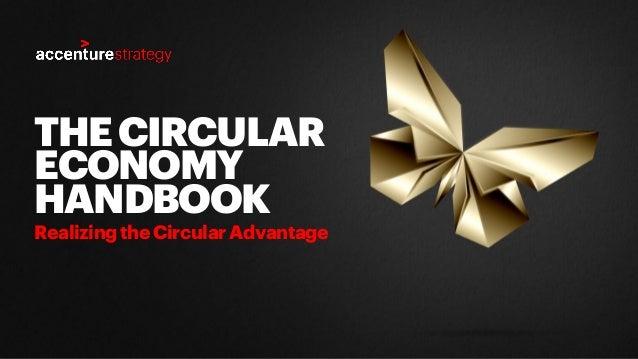 THECIRCULAR ECONOMY HANDBOOK Realizing the Circular Advantage