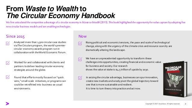 The Circular Economy Handbook Slide 2