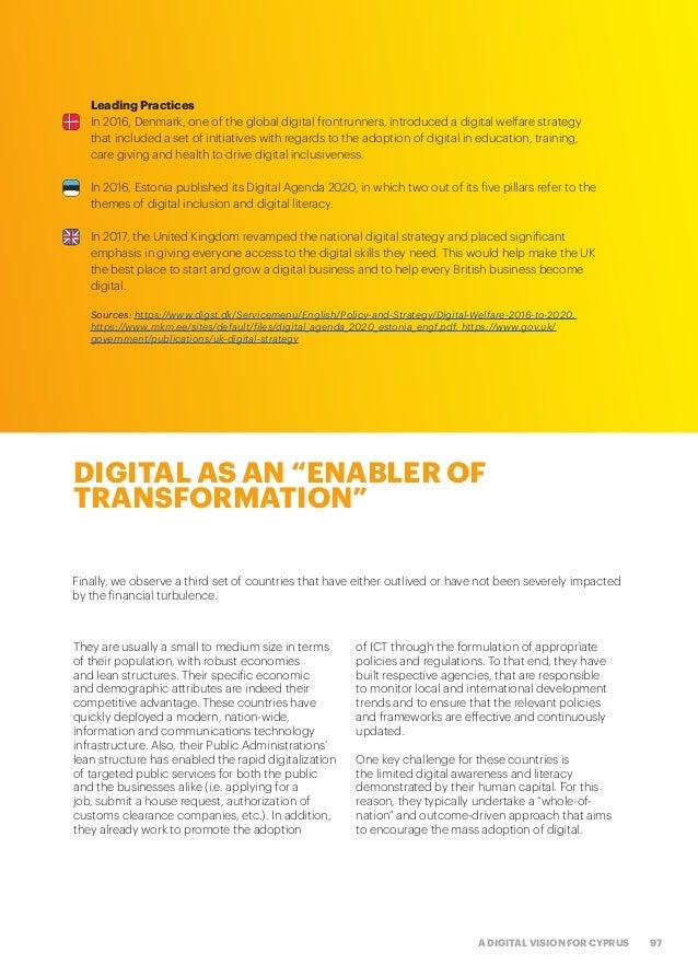 Digital Cyprus: Catalyst for Change (Volume 1)