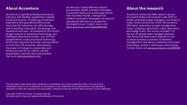 About Accenture Accenture is a global professional services company with leading capabilities in digital, cloud and securi...