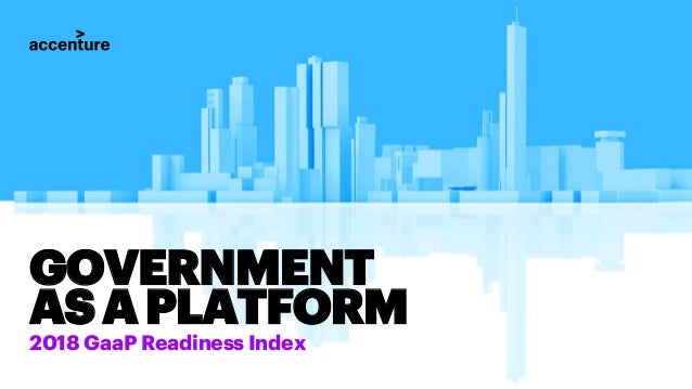 GOVERNMENT 2018 GaaP Readiness Index ASAPLATFORM