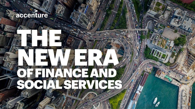 Finance is expanding from back office, to strategy and beyond. 2 Social services CFOs must think proactively. From leverag...