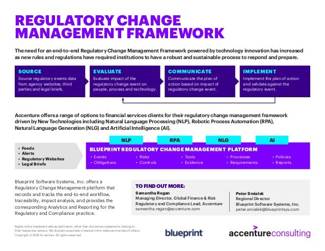 Regulatory change management framework 1 638gcb1521470101 the need for an end to end regulatory change management framework powered by technology malvernweather Gallery