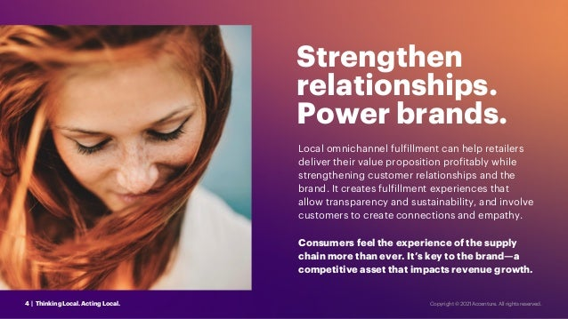 Local omnichannel fulfillment can help retailers deliver their value proposition profitably while strengthening customer r...