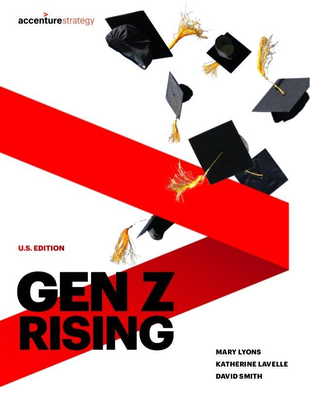 Accenture strategy workforce gen Z rising pov
