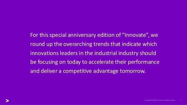The Industrialist: Trends and Innovations That Matter - July 2021 Slide 2