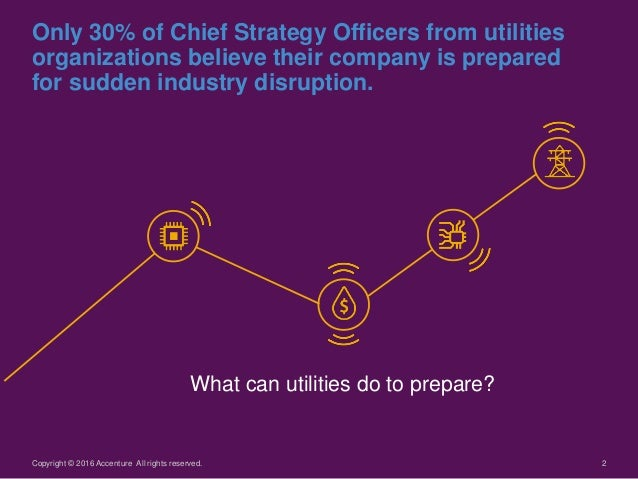 Thriving on Disruption: How Utilities Can Become Fearless in the Face of Devastating Innovation  Slide 2