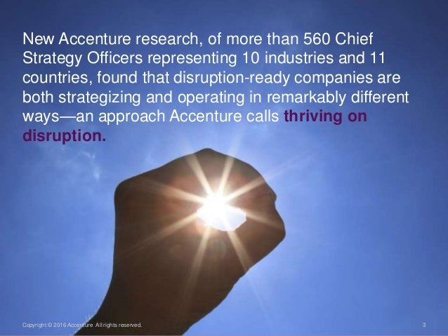 Thriving on Disruption: How Utilities Can Become Fearless in the Face of Devastating Innovation  Slide 3