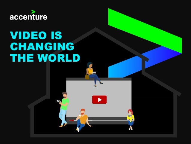 VIDEO IS CHANGING THE WORLD