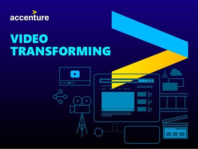 VIDEO TRANSFORMING