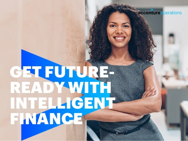 GET FUTURE- READY WITH INTELLIGENT FINANCE