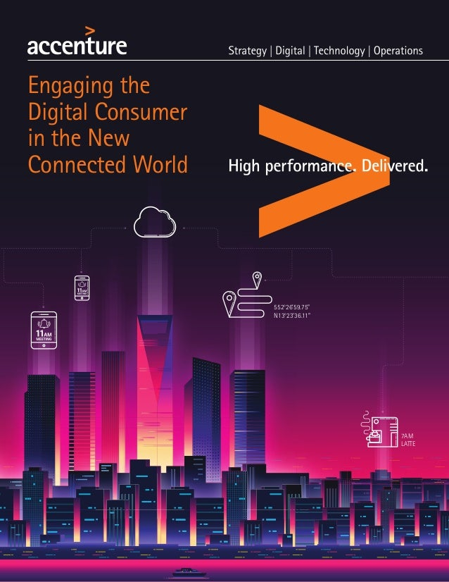 """7AM LATTE 552º26'59.75"""" N13º23'36.11"""" Engaging the Digital Consumer in the New Connected World"""