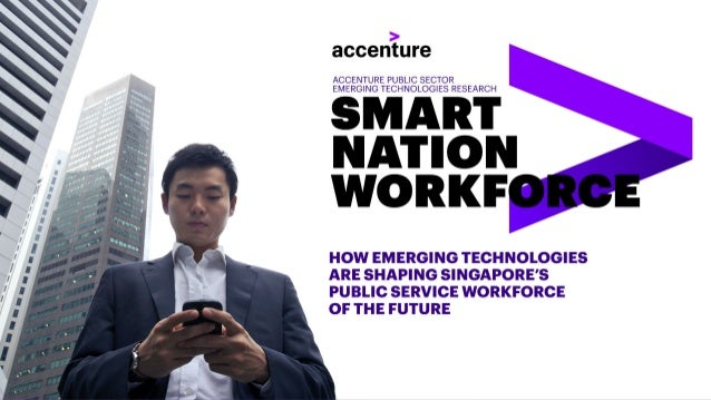 Singapore is one of the first countries to recognise the potential of several fast-maturing technologies to revolutionise ...