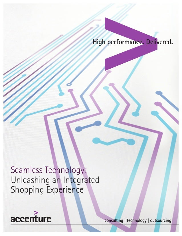 Seamless Technology: Unleashing an Integrated Shopping Experience