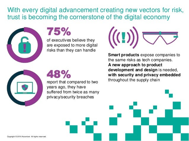 With every digital advancement creating new vectors for risk, trust is becoming the cornerstone of the digital economy of ...