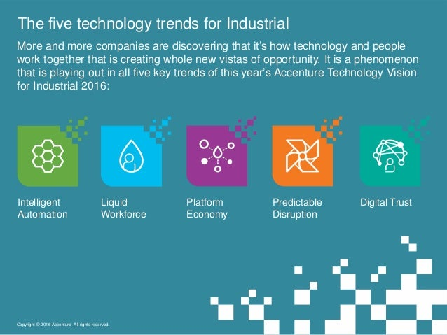 More and more companies are discovering that it's how technology and people work together that is creating whole new vista...