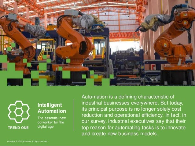 Automation is a defining characteristic of industrial businesses everywhere. But today, its principal purpose is no longer...
