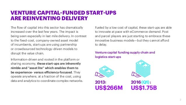 The flow of capital into this sector has dramatically increased over the last few years. The impact is being seen especial...