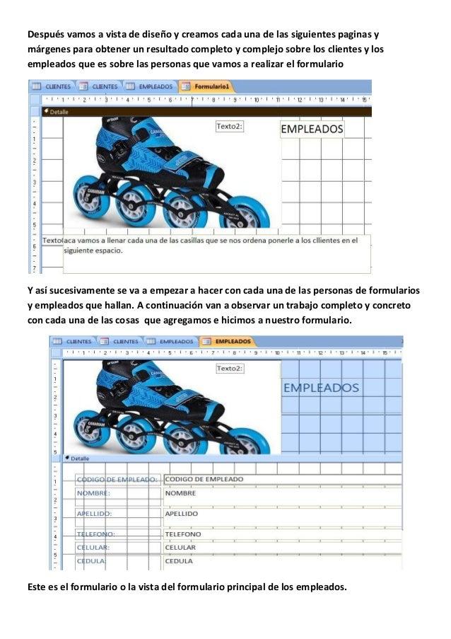 Acces formularios Slide 2
